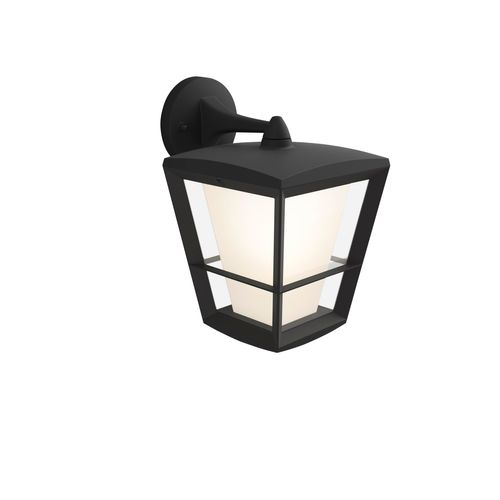 Philips Hue Outdoor wandlamp lantaarn Econic hang