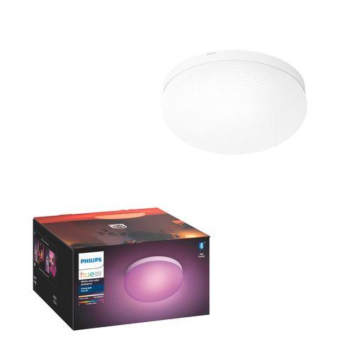 Philips Hue plafondlamp LED Flourish wit 39W