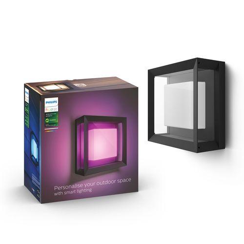 Philips Hue wandlamp Econic vierkant