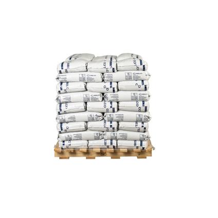 Sable blanc Coeck seché 25kg m-31 54 pcs + palette 3004837