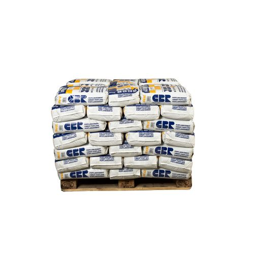 Coeck cement CBR CEM 52,5N 25kg 56st
