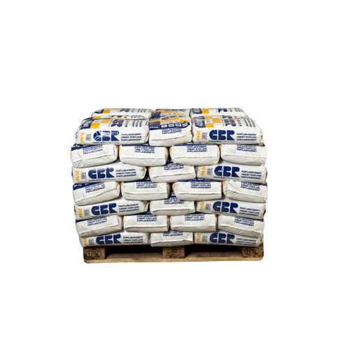Coeck CBR cement CEM I 52,5N 25kg 56 stuks + palet 3004837