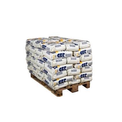 Ciment Coeck CBR CEM  52,5N 25kg 56pcs + palette 3004837