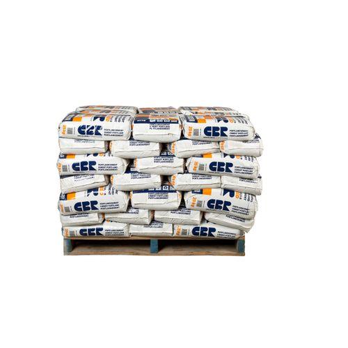 Ciment Coeck CBR CEM 52,5R 25kg 56pcs