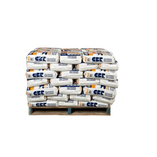 Coeck cement CBR CEM 52,5R 25kg 56st
