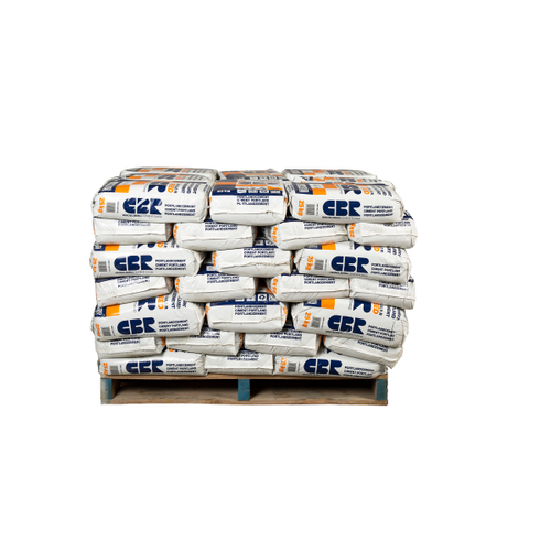 Coeck CBR cement CEM I 52,5R 25kg 56 stuks + palet 3004837