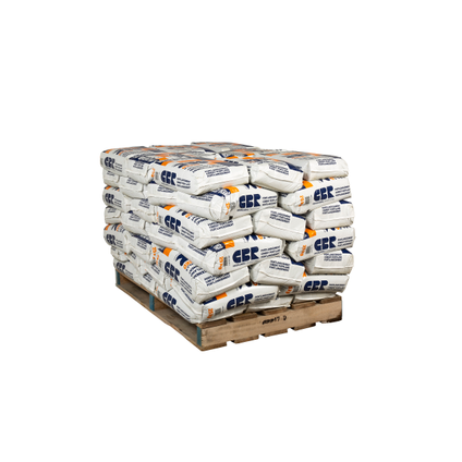 Ciment Coeck CBR CEM 52,5R 25kg 56pcs + palette 3004837