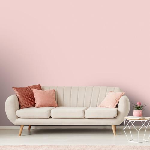 Papier peint intissé Decomode Basic paillettes rose