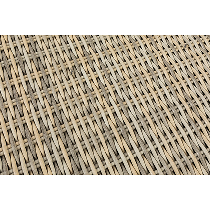 Ensemble lounge Central Park Baix 3pcs brun/gris - 2020 -
