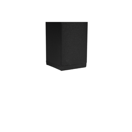 Ensemble lounge Central Park Cassis 4pc noir