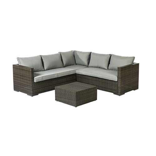 Central Park loungeset Alba 3stk antraciet - 2020 -