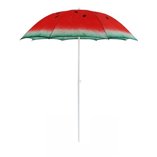 Parasol de plage de Central Park Plage de pastèque Ø1,8m