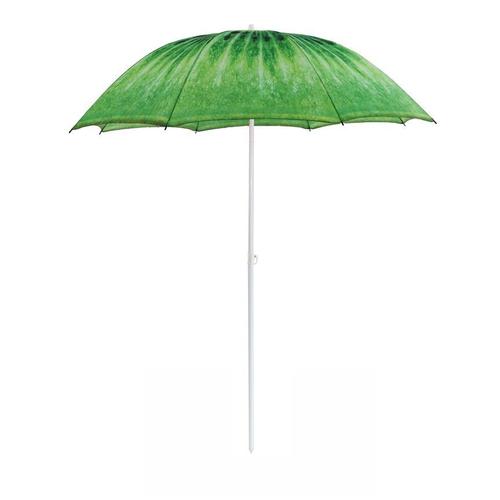 Parasol de plage Central Park  Beach Ø1,8m kiwi