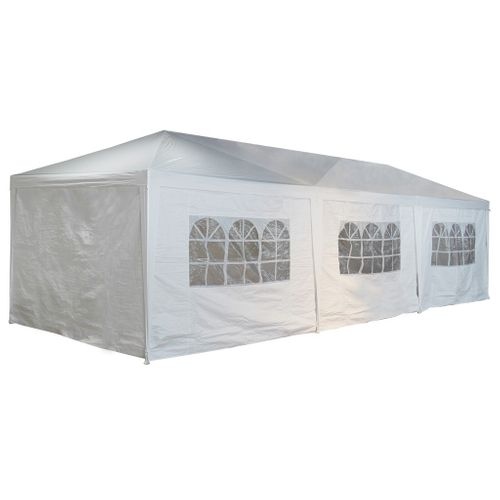 Central Park partytent dak Party Feria XL wit