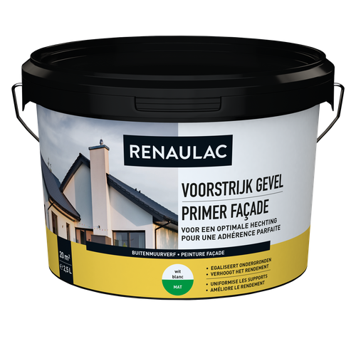 Renaulac peinture façade Primer 2,5L