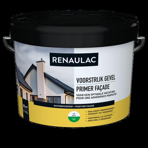 Renaulac peinture façade Primer 10L