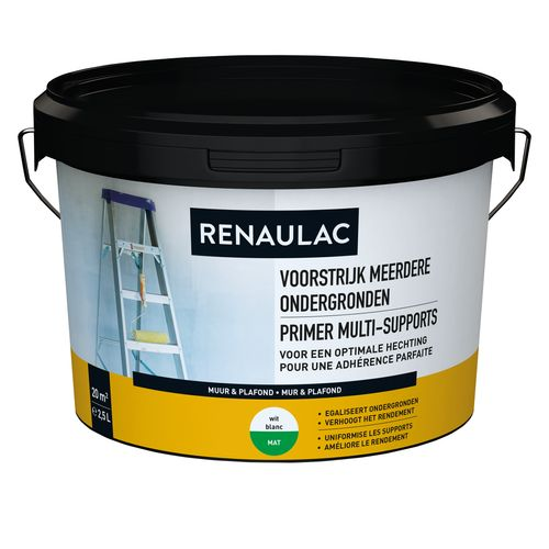 Renaulac sous-couche Multi-Supports blanc 2,5L