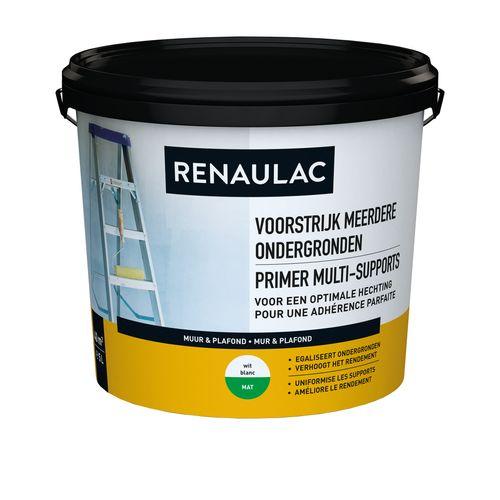 Renaulac voorstrijk Meerdere Ondergronden wit 5L