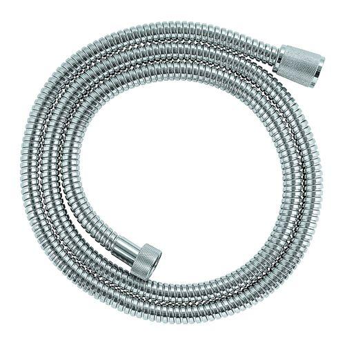 Flexible de douche Grohe VitalioFlex métal chrome 150cm