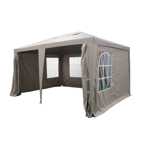Central Park partytent Party Swing taupe 3x4m -2020-