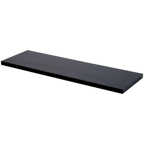 Duraline wandplank XS2 zwart 18mm 60x20cm