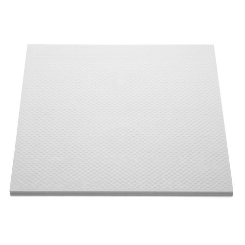 Dalle plafond Decoflair T141 polystyrène blanc 50x50x1cm 8pcs