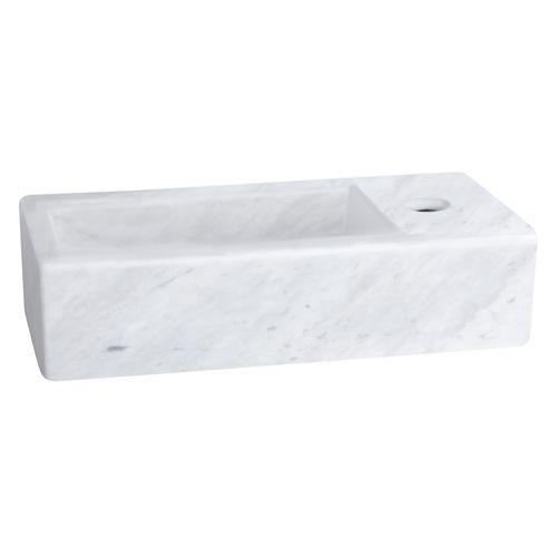 Differnz toiletfontein Helios marmer 37,5x18,5x9,5cm