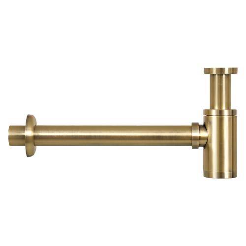 Differnz Mix design sifon geborsteld messing goud