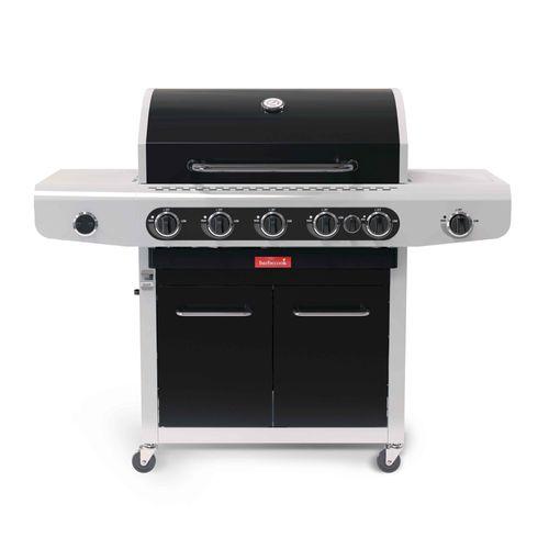 Barbecook gasbarbecue Siësta 612 Black 14,5kW