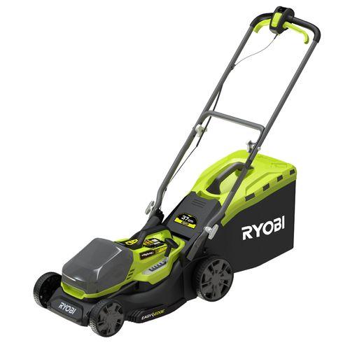 Ryobi hybride grasmaaier RY18LMH37A 36V