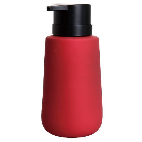 Allibert zeepdispenser O'Touch rood soft touch
