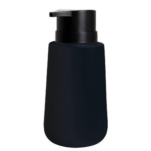 Allibert zeepdispenser O'Touch zwart soft touch