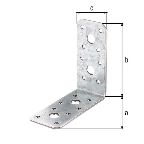 GAH Alberts hoekverbinder 90x90x40mm