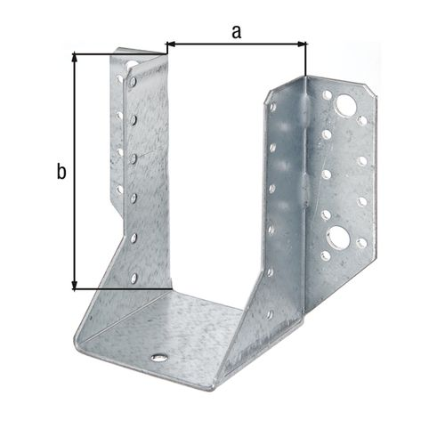 GAH Alberts draadspanner galvanisch blauw 4/130mm
