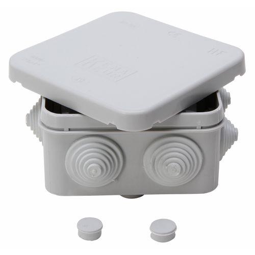 Kopp kabeldoos IP65 80x80x45mm