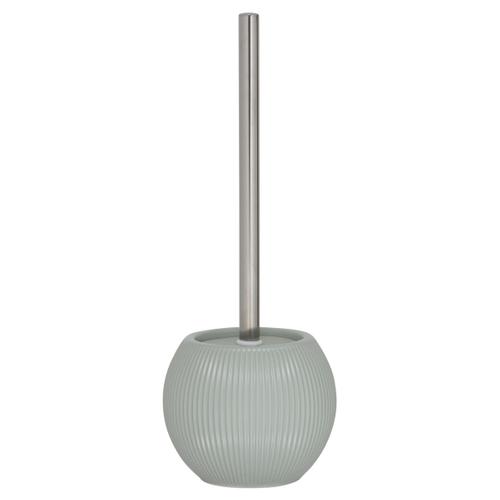 Sealskin toiletborstel met houder Convex licht aqua