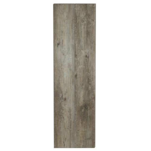 Dalle murale Grosfillex Wall+ PVC Cargo Wood 17x120cm