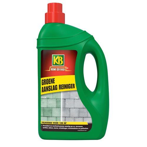 KB reiniger Groene Aanslag concentraat 1L