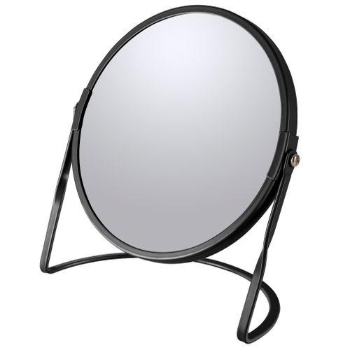 Spirella make-up spiegel Akira staand mat zwart