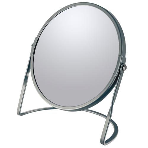 Spirella make-up spiegel Akira staand mat grijs