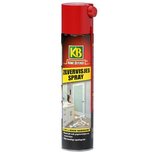 KB zilvervisjes spray 400ml