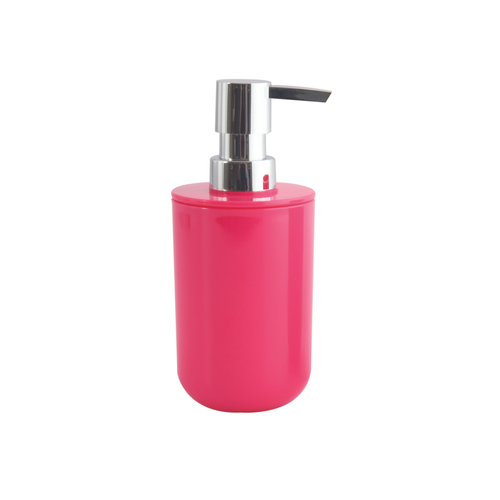 MSV zeepdispenser Inagua fuchsia roze
