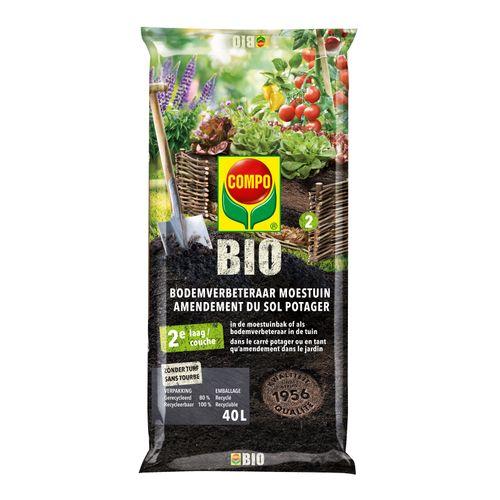 Compo Bio moestuin bodemverbeteraar 40L