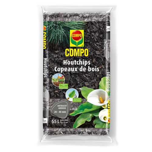 Compo Bio houtchips 55L