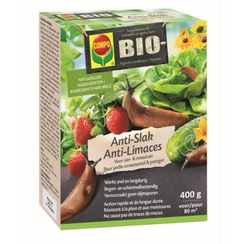 Anti-limaces bio Compo 400g