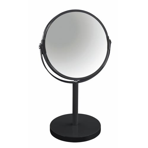 Spirella spiegel Sydney staand zwart