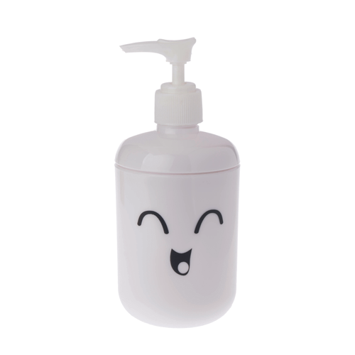 Spirella zeepdispenser Smiling wit