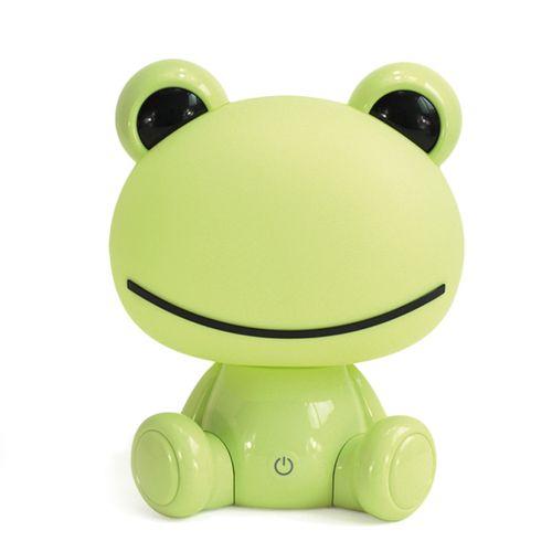 Lampe pour enfant Froggie verte