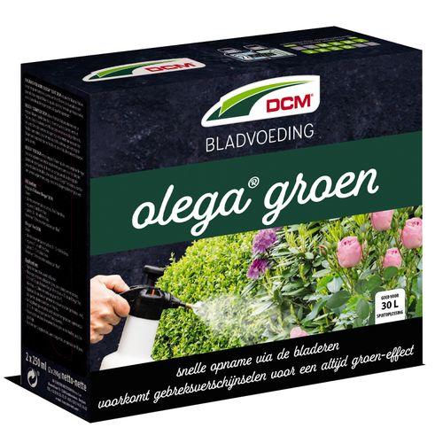 Duo-pack engrais foliaire DCM Olega 2x0,25L