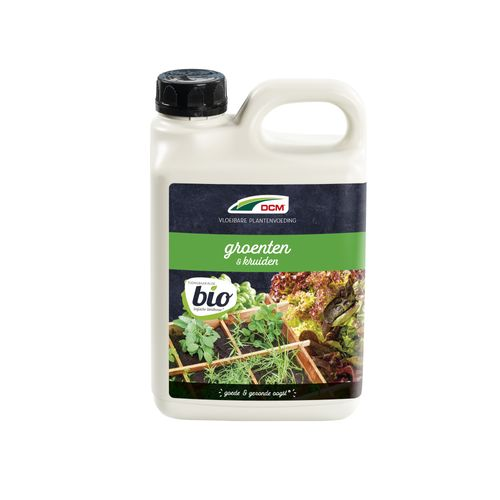 Engrais liquide légumes & plantes aromatiques DCM bio 2,5L